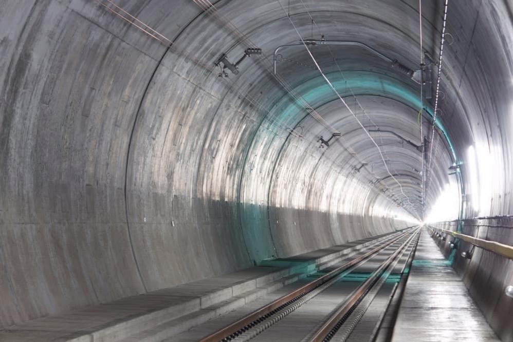 Gotthard base tunnel 2