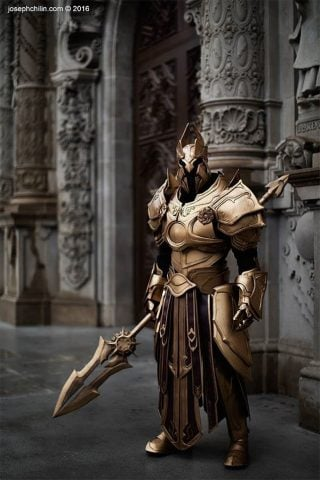 imperius armor cosplay 1