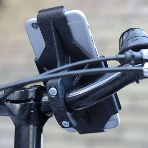 iphone handlebar mount