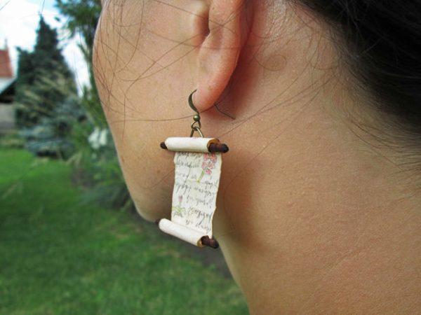 led earrings 2