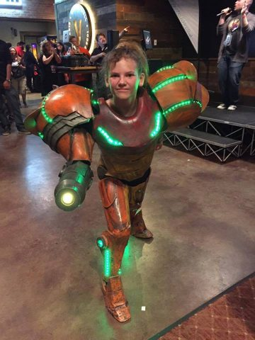 samus aran cosplay 1