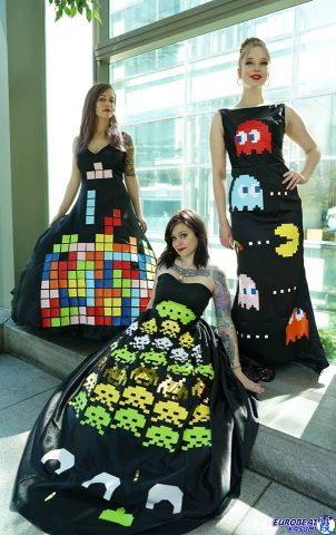 video game couture