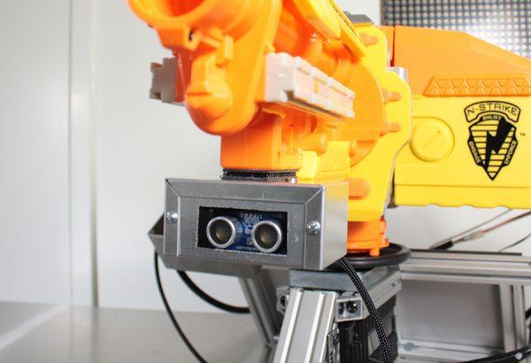 Nerf Sentry Ultrasonic