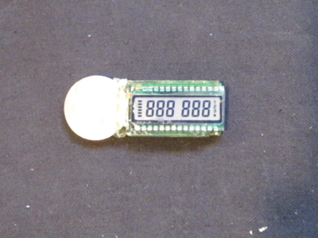 Teardown of a Model SID700 RSA SecurID Token « Adafruit