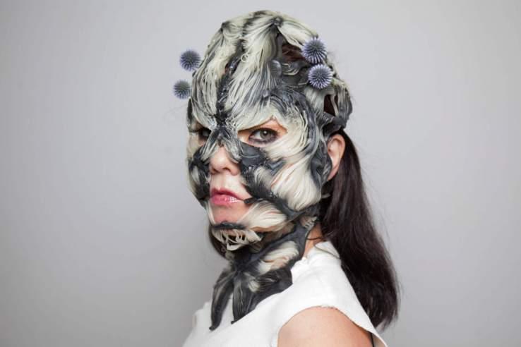 bjork-masks