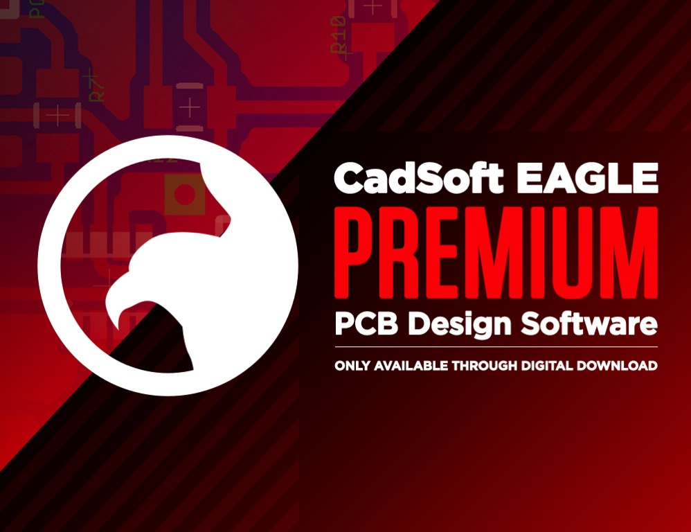 Cadsoft eagle premium
