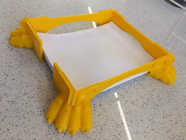 claw-paper-tray