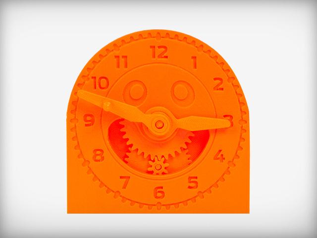 clock-A