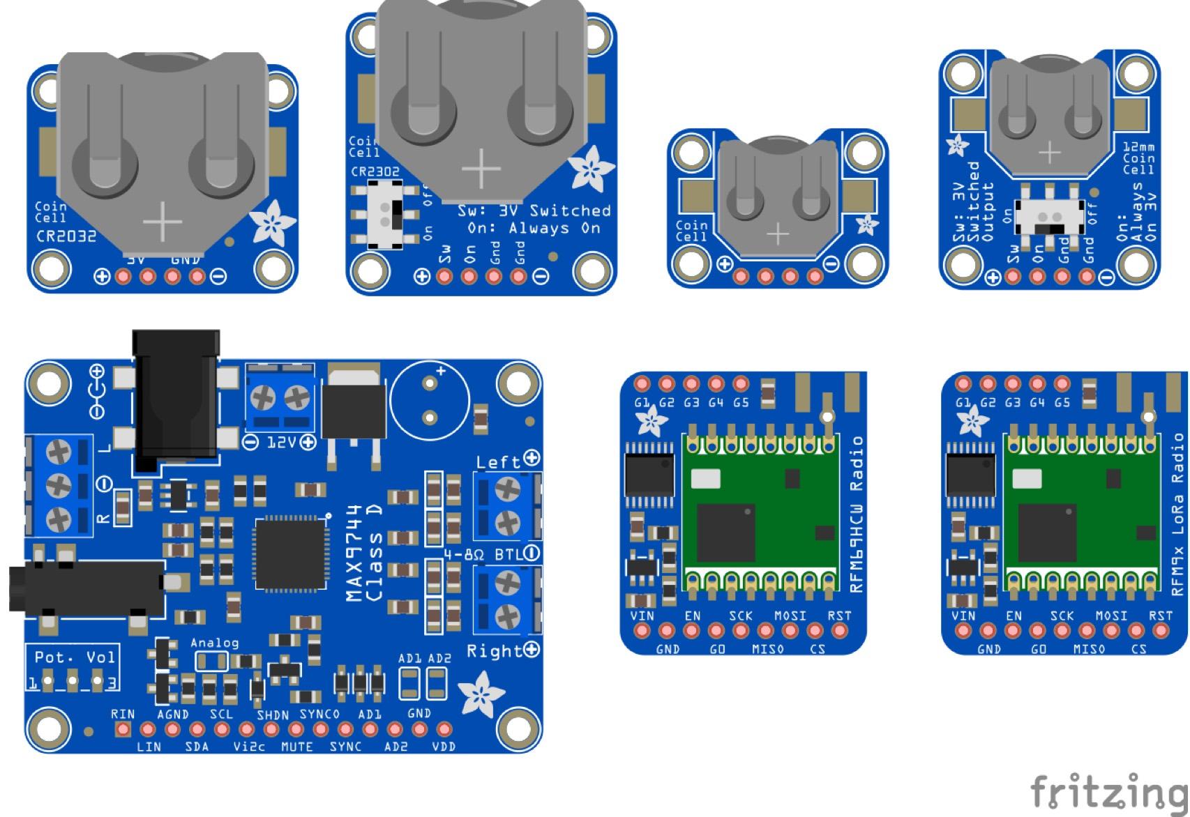 Fritzing – Adafruit Industries – Makers, hackers, artists