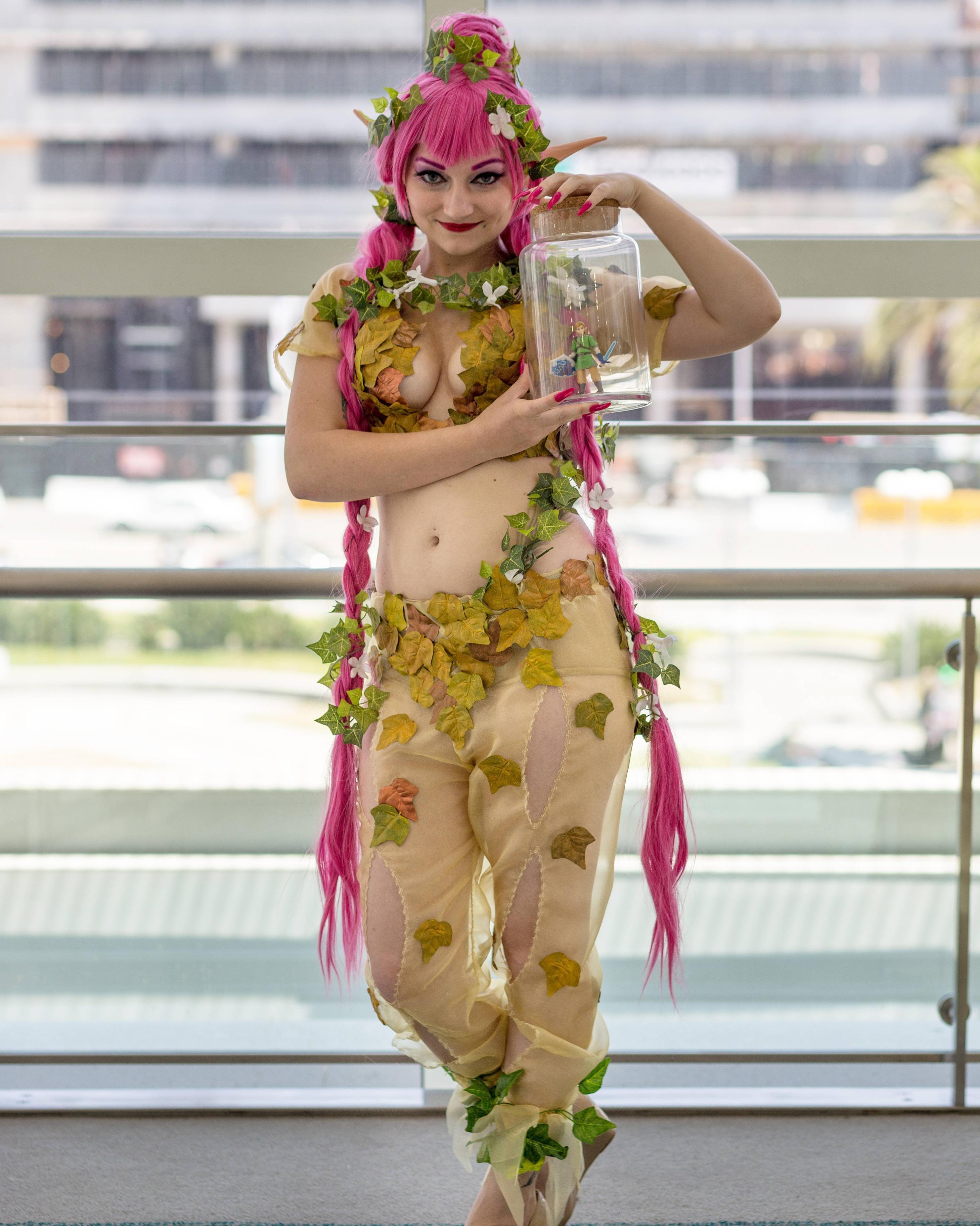 great fairy zelda cosplay 1