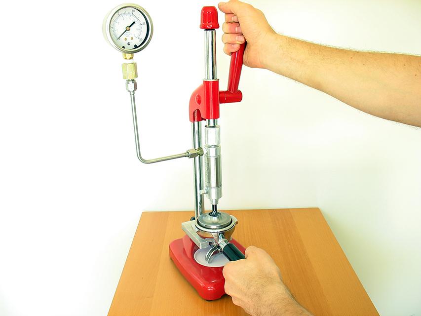 Hydraulic tamper 01