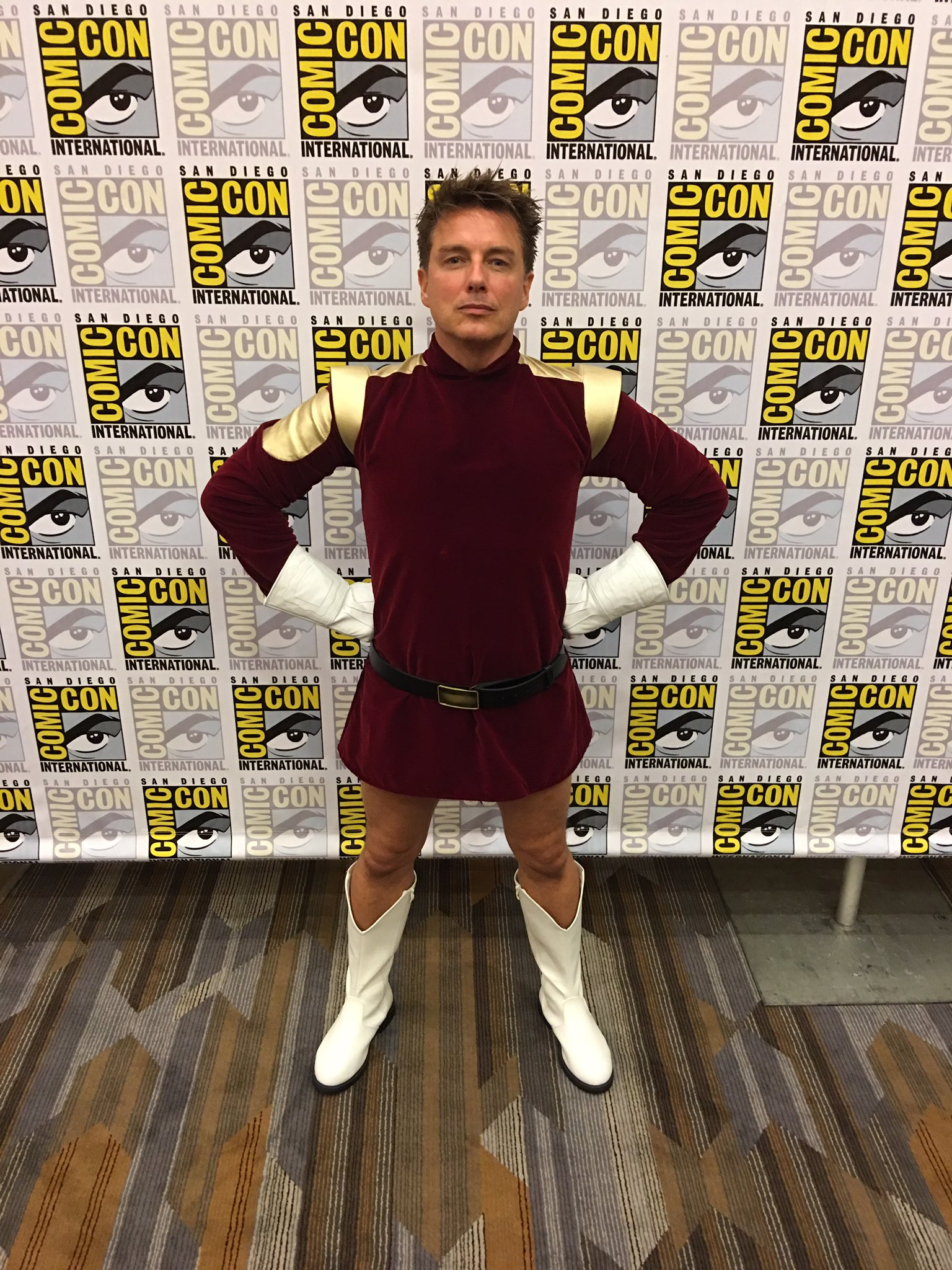 john barrowman cosplay 2