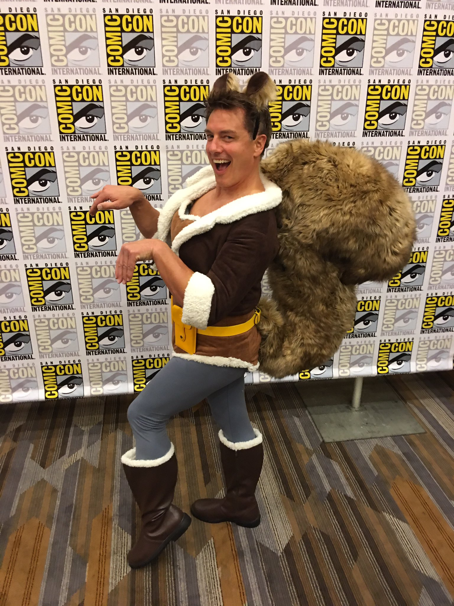 john barrowman cosplay