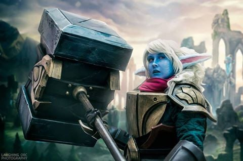 league of legends poppy costume 1