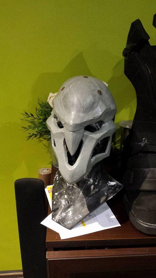 overwatch reaper cosplay 2