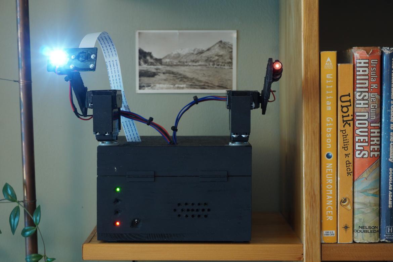 Rpi laser glamshot