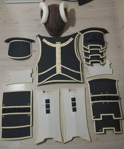 skyrim cosplay 3