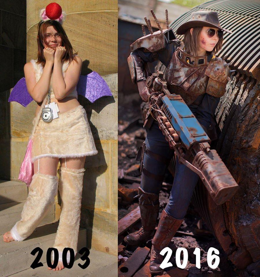 Kamui Cosplay progress