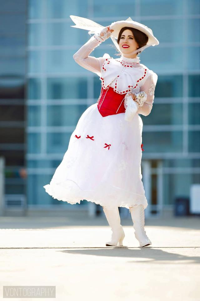 Mary Poppins costume 1