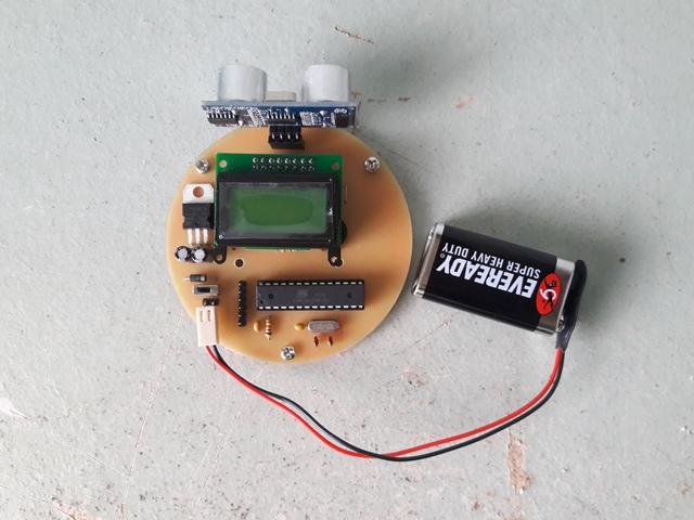 Ultrasonic-Sensor-for-Blind