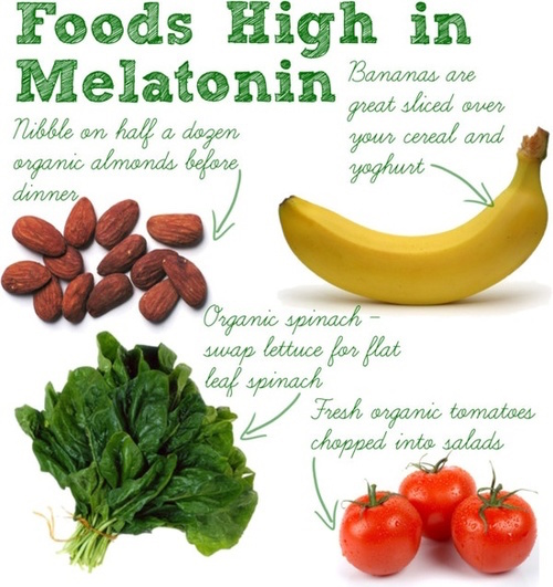 foods-melatonin