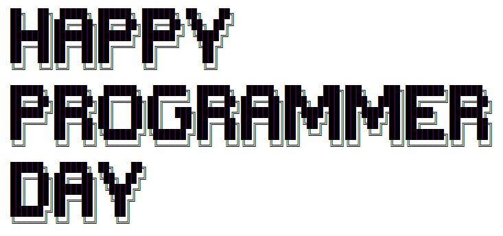 happy programmer day 2