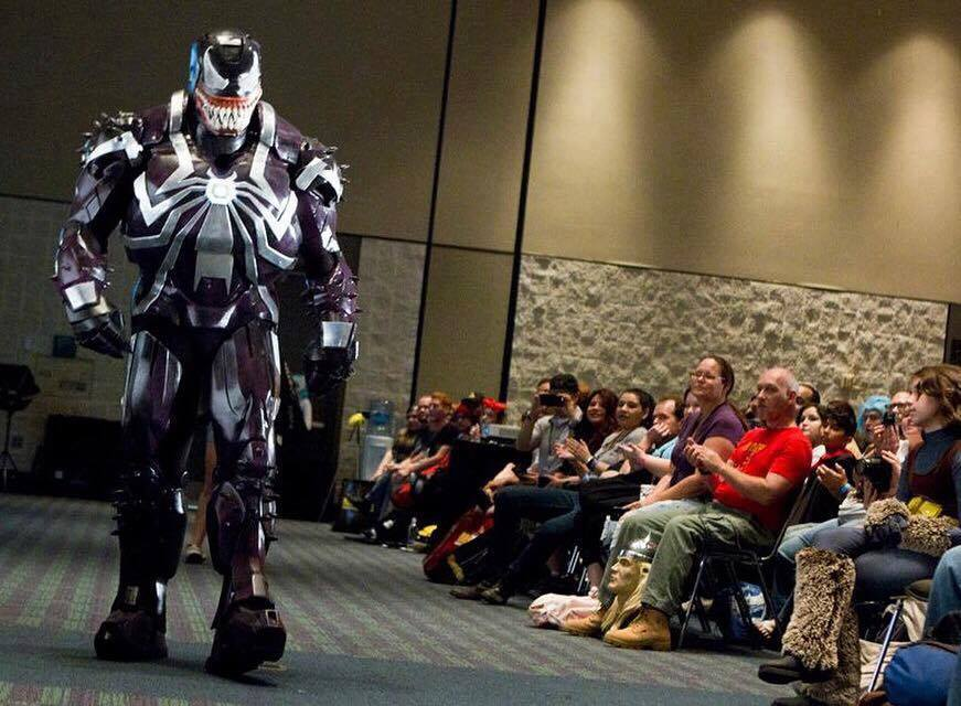 iron man venom