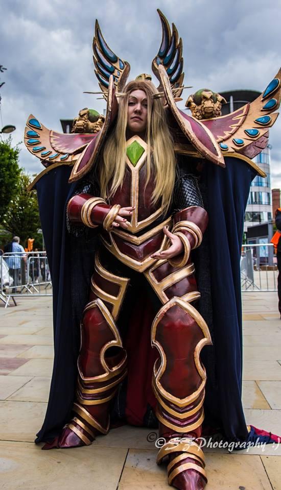 World Of Warcraft Kael Thas Cosplay 171 Adafruit
