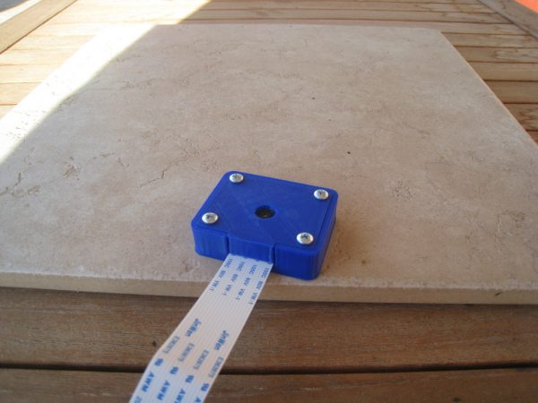 rasp pi camera housing