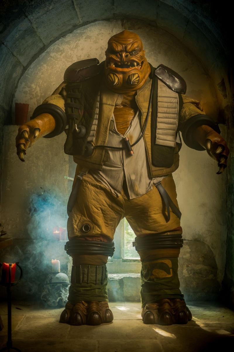 star wars grummgar costume