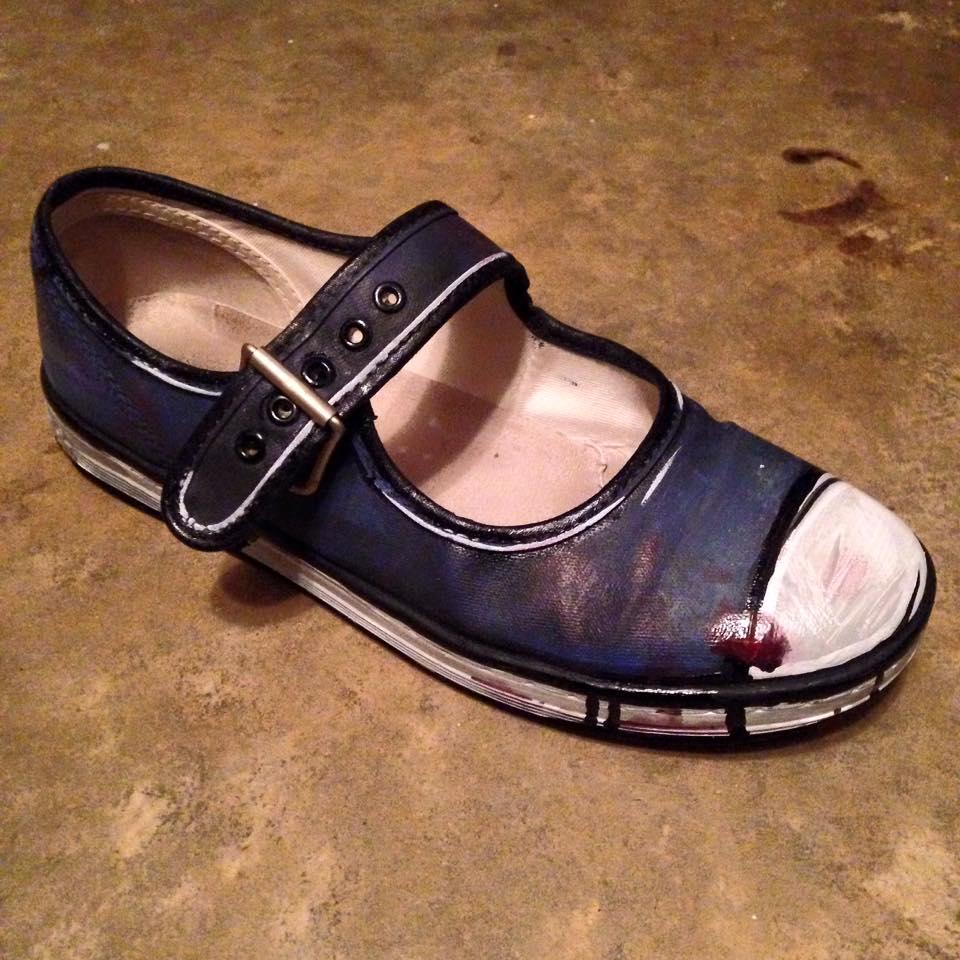 tiny tina shoe 2