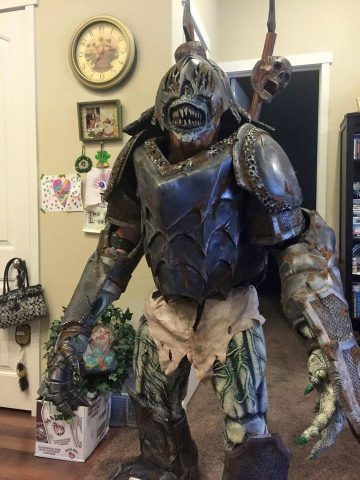 war troll costume 1