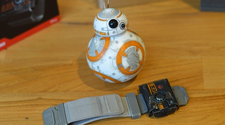 BB8 Force Wearabletech