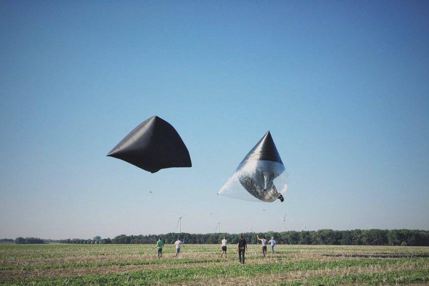 Solar Sculptures Soar
