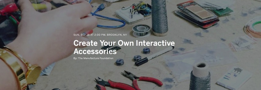 Create Your Own Interactive Accessories Tickets Sun Sep 18 2016 at 2 00 PM Eventbrite