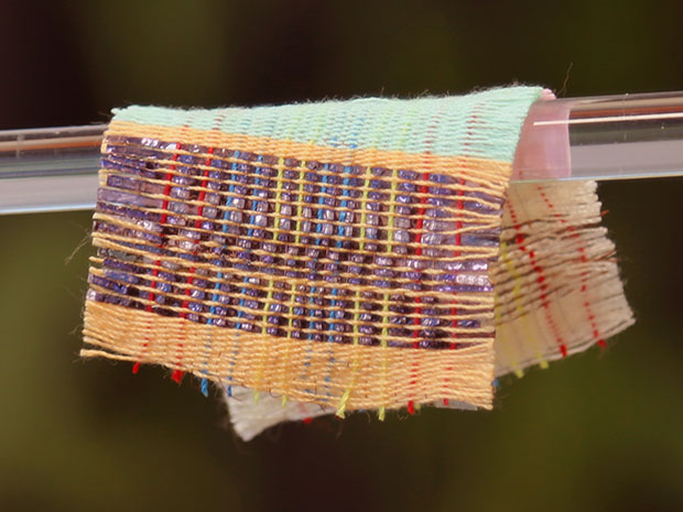 Power Generating Fabric