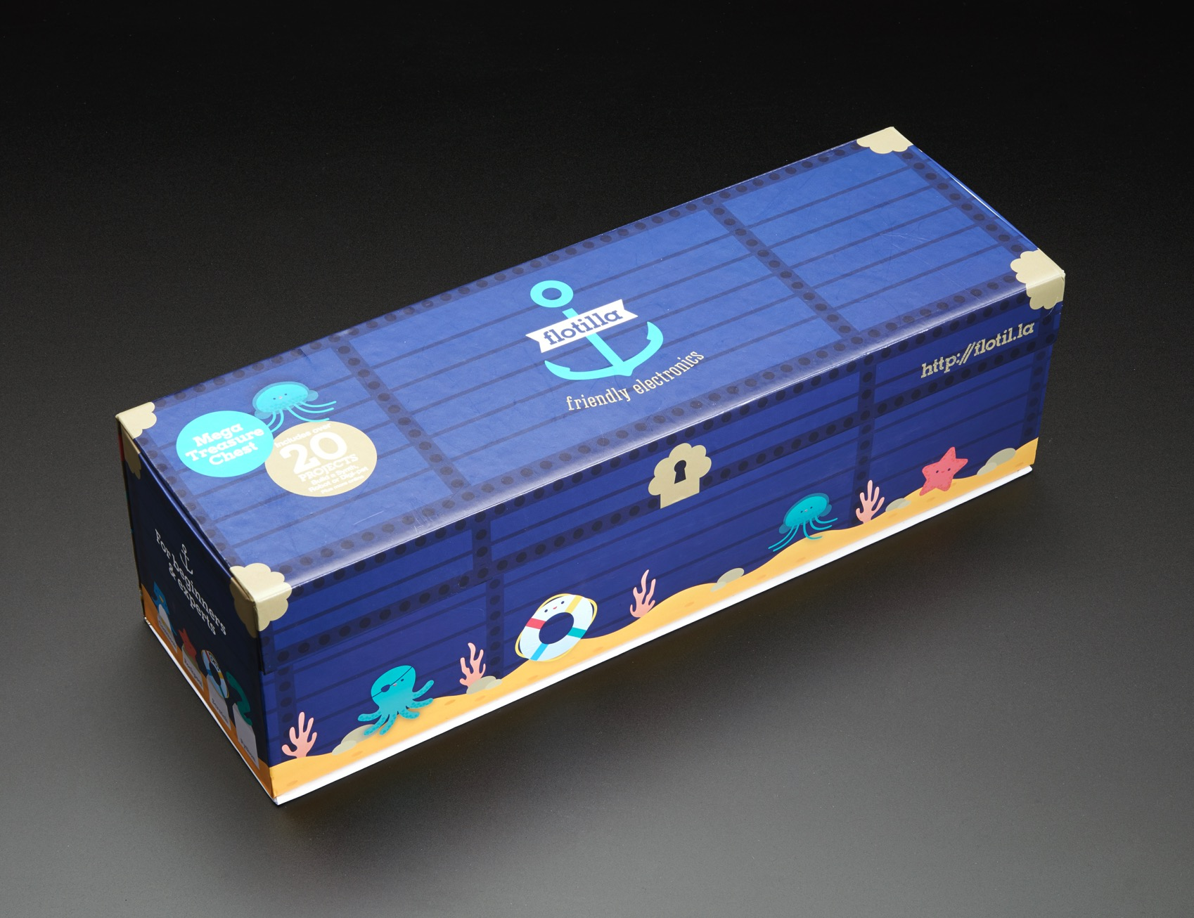 Flotilla iso box ORIG
