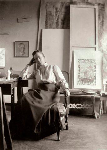 hilma-af-klint-studio-1895