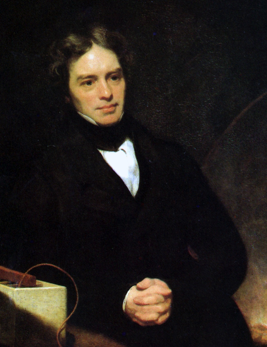 M Faraday Th Phillips oil 1842