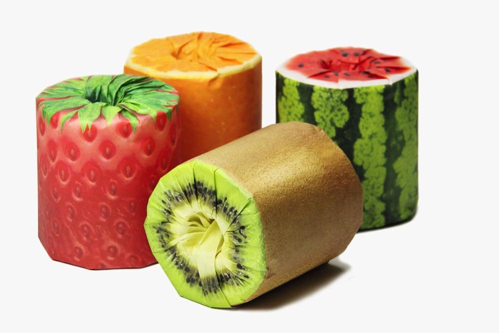 Fruits toilet paper 01