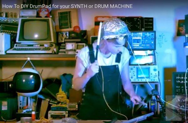MATRIXSYNTH__DIY_Tinfoil_Drum_Triggers_Like_Kraftwerk_Ones_Modular_Jam