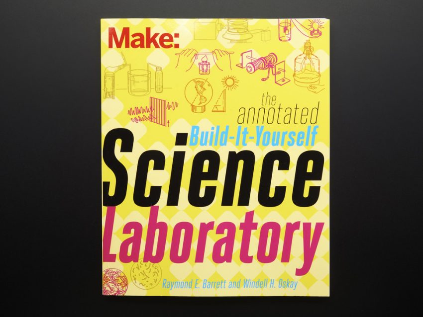 Make DIY Science Lab