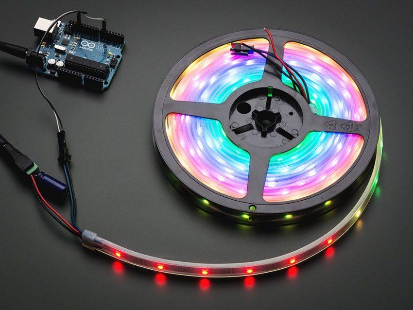 Neopixel LEDs