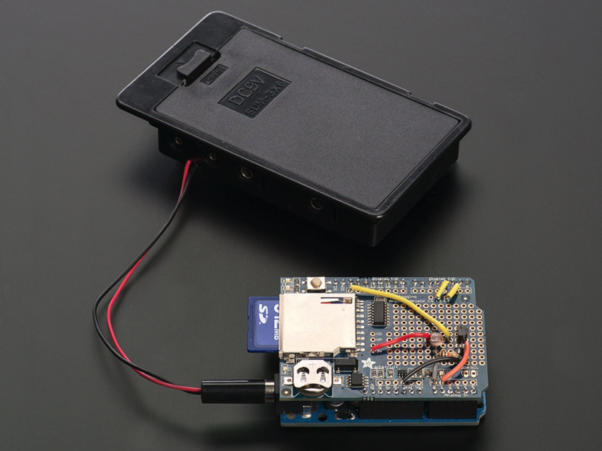 Updated products adafruit assembled data logging shield