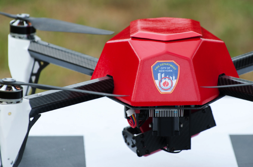 New York City s Firefighting Arsenal Will Soon Include Drones The New York Times