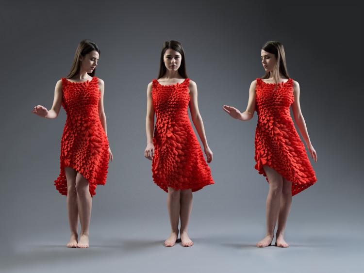 Petals Dress Original