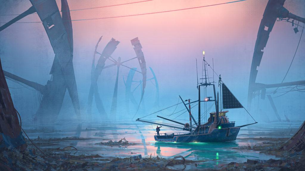 RIme of the Last Fisherman Sunset Variant 1024x576