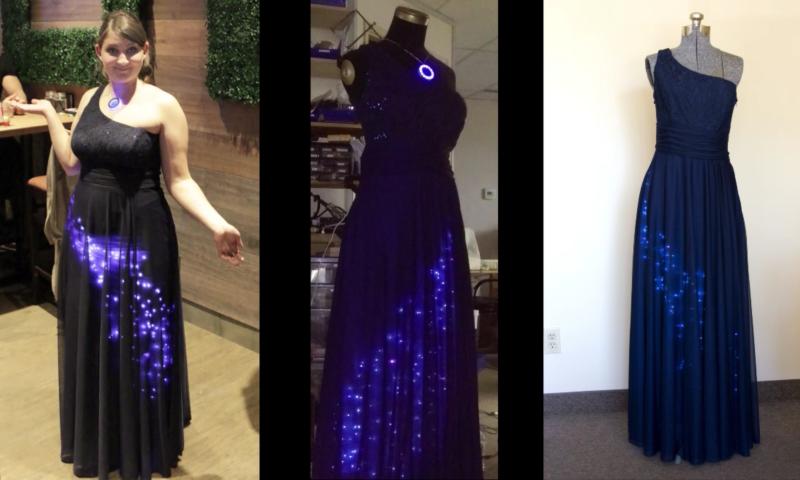 Wearable Tech Gown