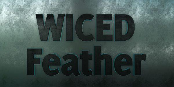 wicedfeathertext