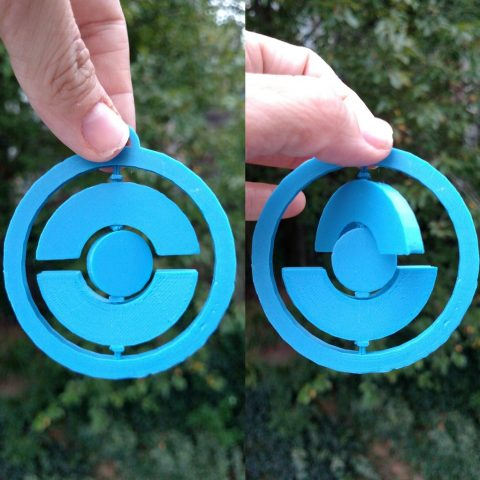 pokestop-ornament